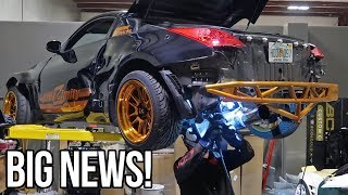 350Z is now invincible & BIG ANNOUNCEMENT