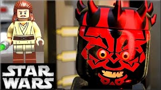 LEGO Star Wars 75169 Дуэль на Набу обзор набора