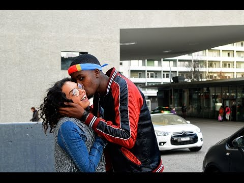 KISSING GIRLS IN SWITZERLAND?