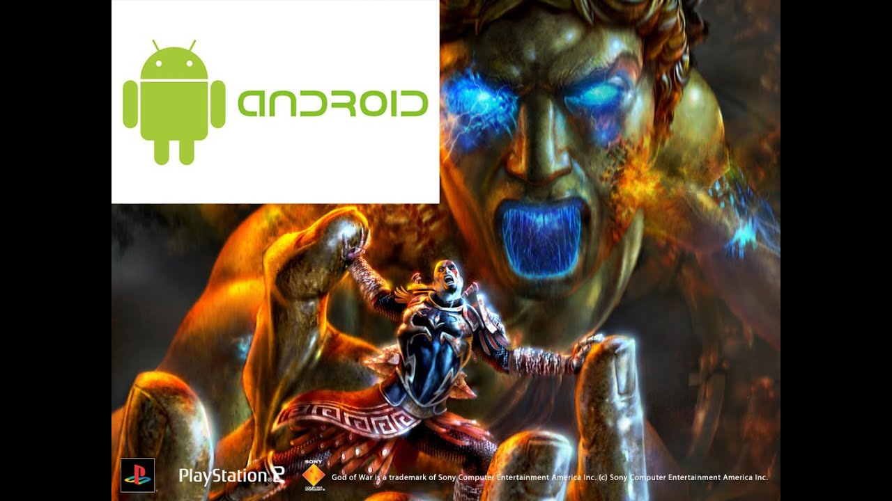 como instalar God of War 2 no android (2016-2017)