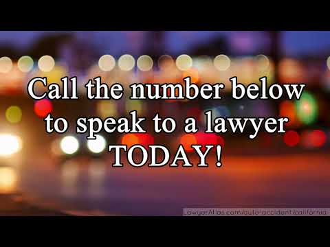Tracy Auto Accident Lawyer