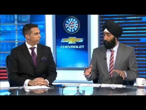 Hockey Night in Punjabi: PREGAME Calgary Flames vs San Jose Sharks (Jan 17, 2015)