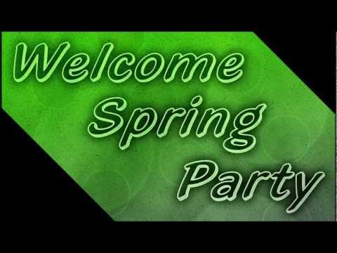 Matte Dev feat. BackeyDJ's - Welcome Spring Party (Official Anthem)