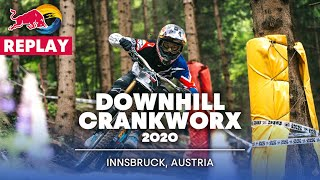 REPLAY IXS Downhill Innsbruck | Crankworx 2020