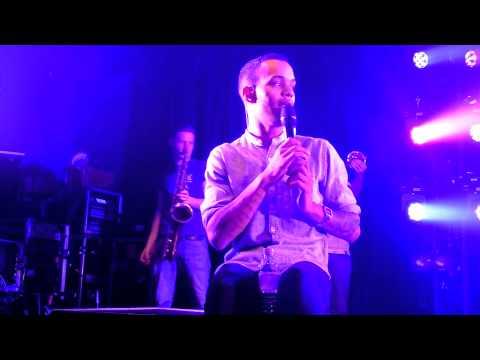 FRONT ROW- Rizzle Kicks - The Reason I Live - Bristol 4-3-14