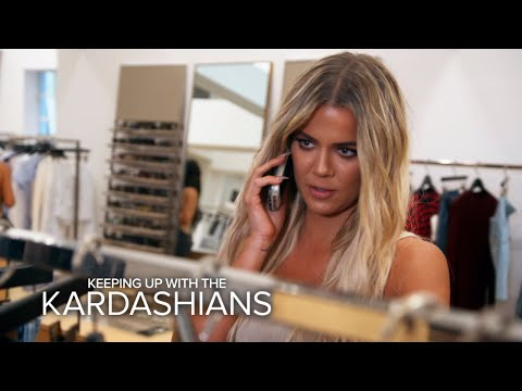 KUWTK | Khloe Kardashian Plans a Big Surprise for Kanye Concert | E!