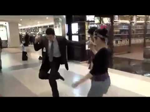 lebanese dabke   Beirut Duty Free Rocks Airport with Dabke Dance   Full Version   HQ