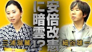三浦瑠麗×細谷雄一「改憲に暗雲&トランプの半年」 前編 三浦瑠麗 動画 14
