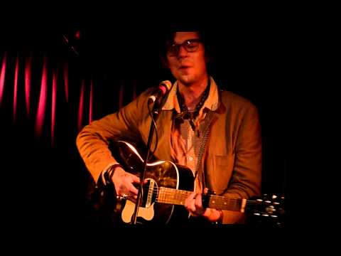 Justin Townes Earle - The Basement Sydney 5-3-13