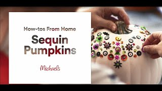 How To Make DIY Pumpkins | Michaels