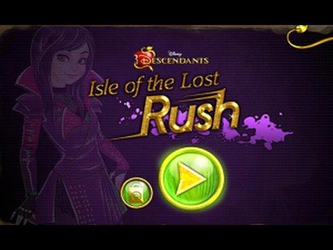Disney Descendants Isle Of The Lost Rush Full Gameplay