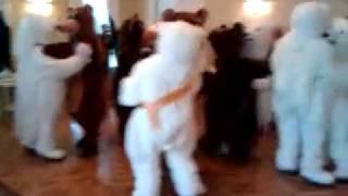 Медвежья свадьба в Оренбурге. ШОК