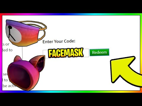 Rainbow Bear Mask In Roblox How To Get The Bear Mask Roblox Promo Codes February 2020 All