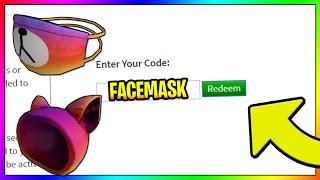 Bear Face Mask Promo Code Roblox