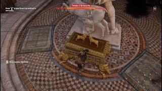 Assassin's Creed® Odyssey pilgram boot location (Short sweet N 2 the point)