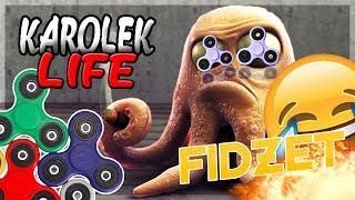 ŻYCIE JEST JAK FIDŻET SPINNER ! | Karolek Life #3