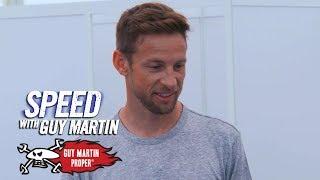 Guy Meets Jenson - Speed With Guy Martin | Guy Martin Proper