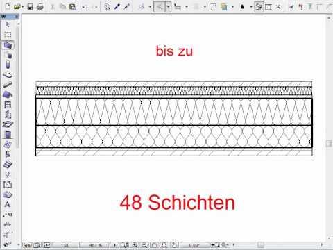 ArchiCAD 14 - 6. Schichtenanzahl in mehrschichtigen Bauteilen ...