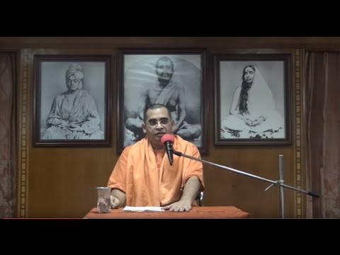 Karma Yoga (17/7/16) - Swami Bodhamayananda