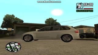 Обзор мода bmw x5m на Grand Theft Auto San Andreas