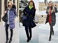 New Stylish Winter Coat & Jacket Designs 2017-18  Fashion Ideas For Girls