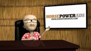 Repeat youtube video Horsepower Advertising - The Wonderful World of Animation