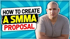 How To Create A Social Media Marketing Proposal Presentation