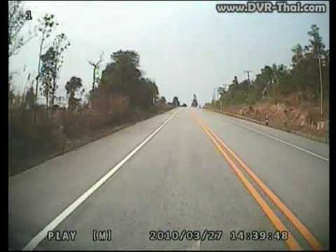 อำเภอลี้ road to lee ทางเขาและโค้ง 2553
