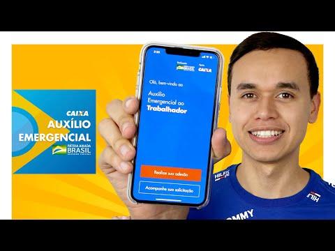 Auxílio Emergencial Caixa - Como Baixar App, Cadastrar E Receber O Dinheiro