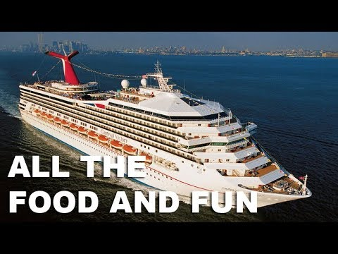 Carnival Victory Cruise Ship My Six Top Spots YouTube - Cruise ship victory