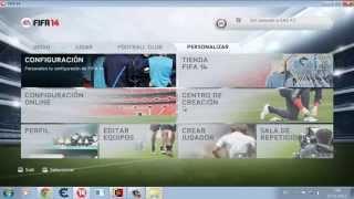 Como Crear Equipos Y Ligas En Fifa 14