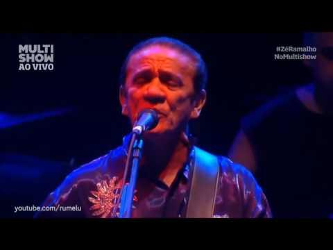Zé Ramalho ao vivo no João Rock 2014