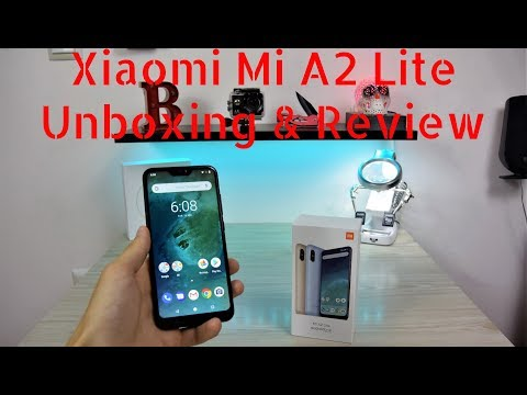 Xiaomi Mi A2 Lite Unboxing & Review (Greek)