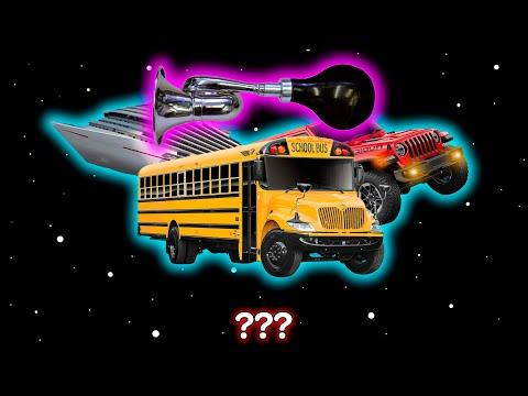 18 Bus Horn,