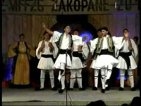 Dancing master: Siarkou Sophia - I.F.F. ZAKOPANE / HELLAS