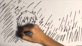 ホワイトボードアニメーション ホワイトボードなどに絵を描いて、商品、...