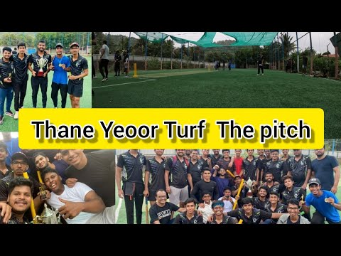 Yeoor Turf The Pitch | Cricket Tournament| Ozone Valley Premier League season 1