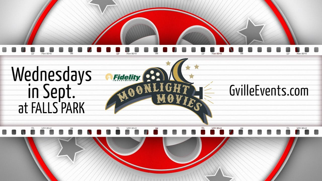 Fidelity Investments Moonlight Movies - September 2018