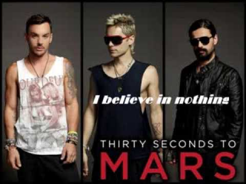 30 Seconds To Mars - 100 Suns (Lyrics)