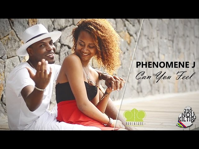 Phenomene J - Can You Feel