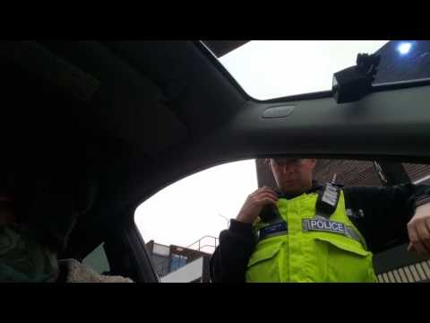 Warrington police interfering with civil dispute