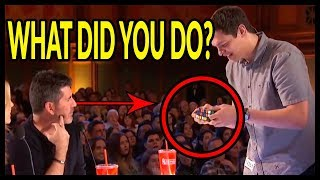 Top 10 SHOCKING MAGICIANS Will Blow Your Mind on WORLD GOT TALENT 2016 - 2018!