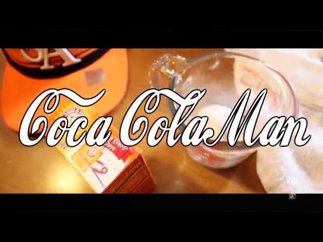 COCA COLA MAN ROB LOC