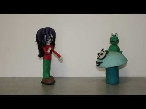 Colaiste Eoin TY Students Stop Motion Animation 2014
