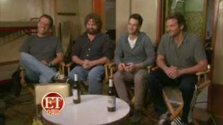 THE HANGOVER 2 - ET Behind the Scenes Trailer Seriously Funny