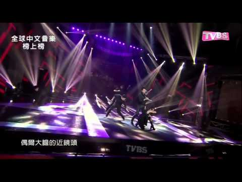 Aaron Yan 'No Cut' performance on Global Chinese Music 【2014. 09 .27】