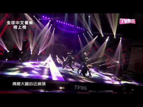 Aaron Yan 'No Cut' performance on Global Chinese Music �. 09 .27】