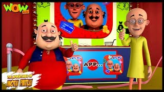 Motu Patlu New Episode | Hindi Cartoons For Kids | Motu Patlu App | Wow Kidz