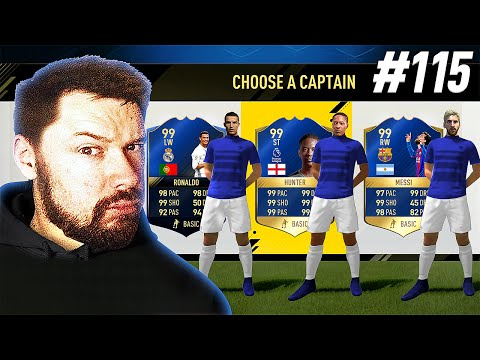 THE HIGHEST RATED DRAFT!! - FIFA 17 Ultimate Team Draft To Glory #115