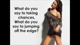 Glee - Taking Chances (Lyrics)